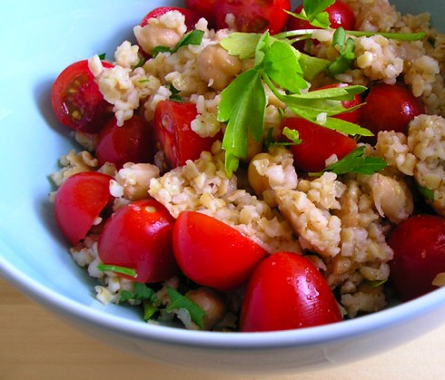 bulgur-and-chick-pea
