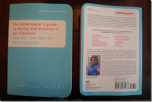 Tablehopper Cover