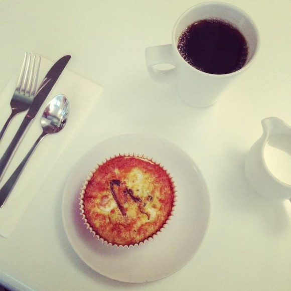 Quiche and Coffee