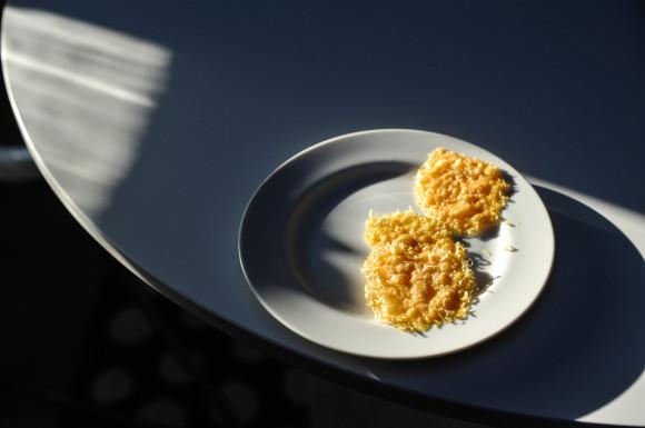 Parmigiano Crisps