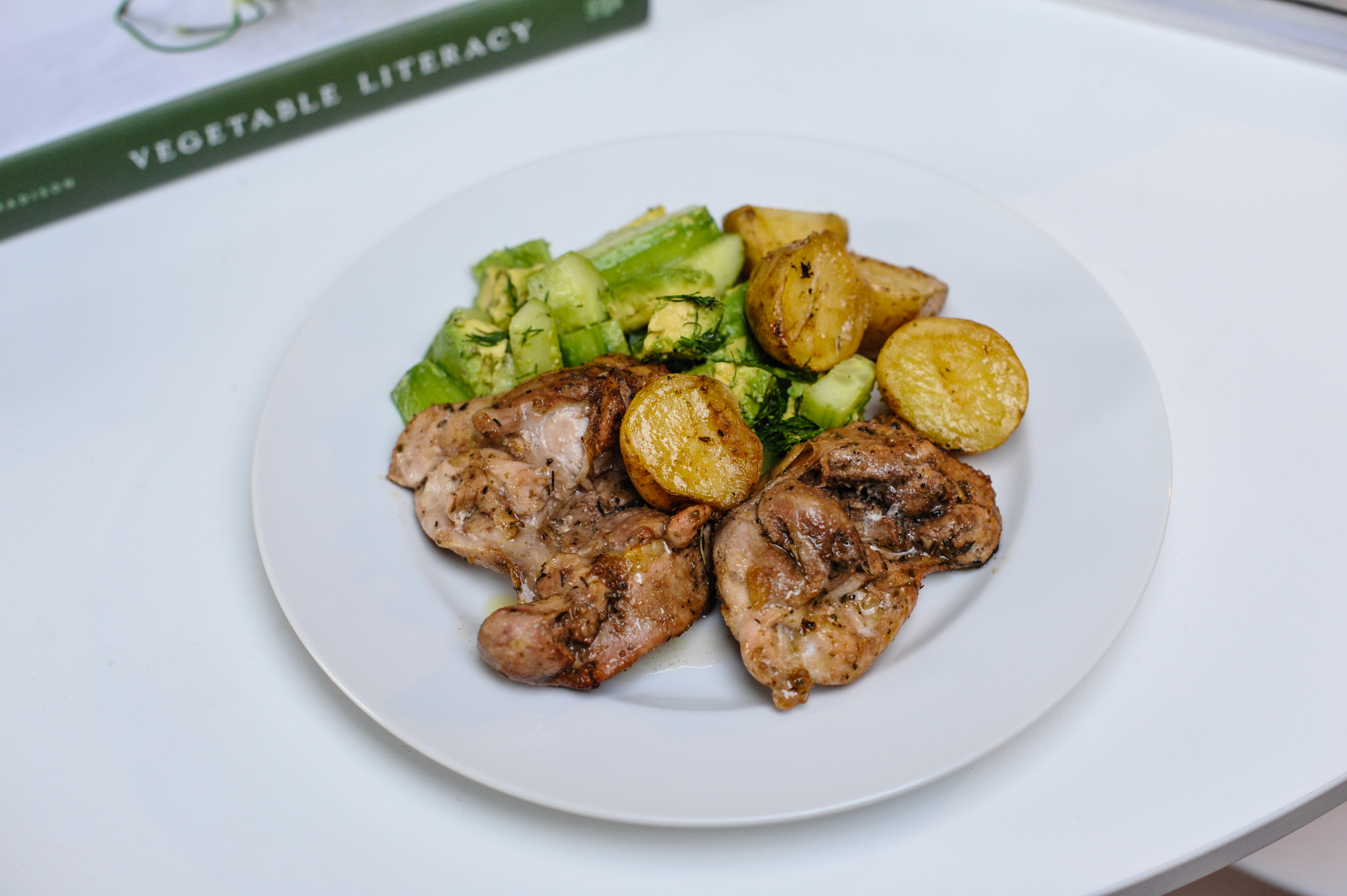 Everyday chicken thighs potatoes and the weekly meal plan the everyday chicken thighs potatoes and the weekly meal plan forumfinder Choice Image