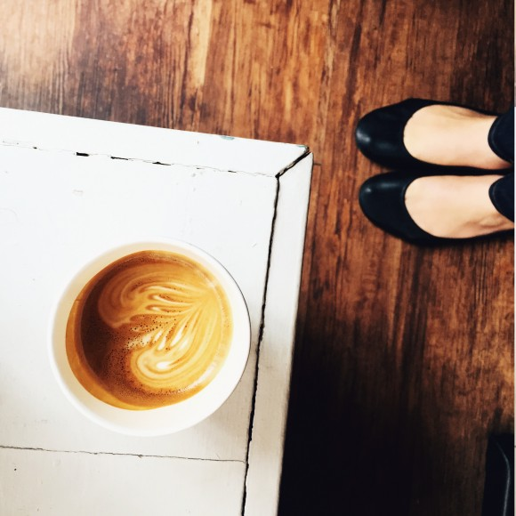 coffee at frontside grind