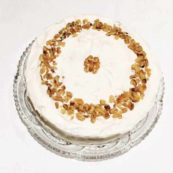 rosh hashana carrot cake