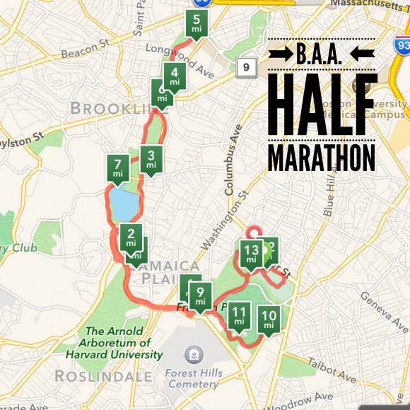BAA Half Map