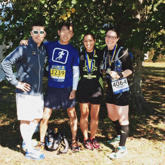 RunKeeper Team BAA Half