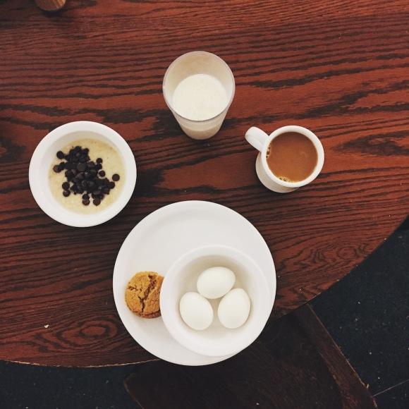 Tower Court Breakfast 2