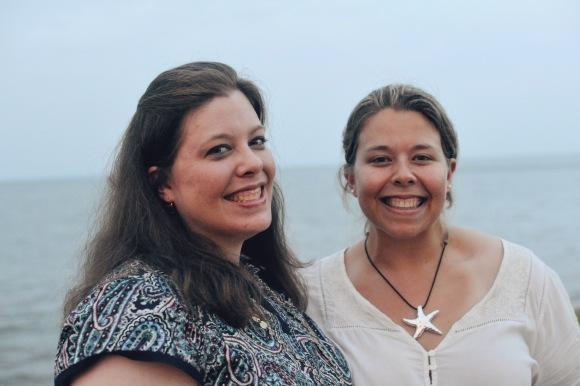 Caroline Hendryx and Deborah Hendryx