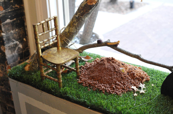 Chocolat by Adam Turoni window