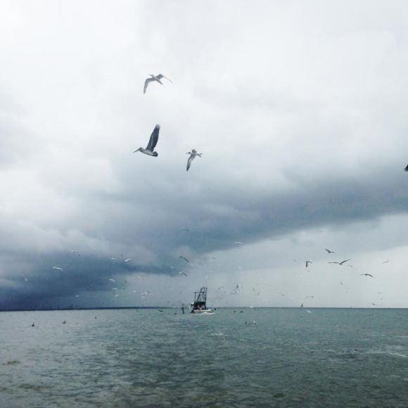 Fishing boats in Kemah Texas