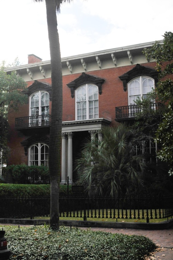 Mercer House Savannah