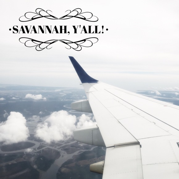 Savannah Flight on Jet Blue