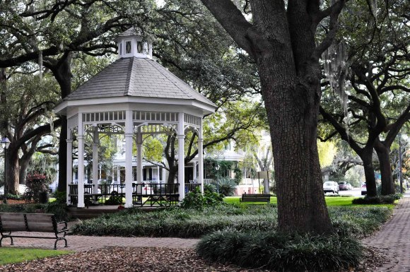 Savannah Square Gazebo