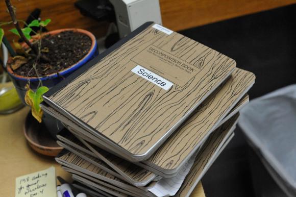 Science Notebooks in Carolines Classroom