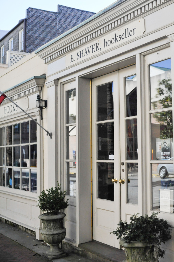 Shavers Bookstore Savannah