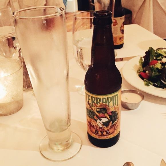 Terrapin Rye Beer