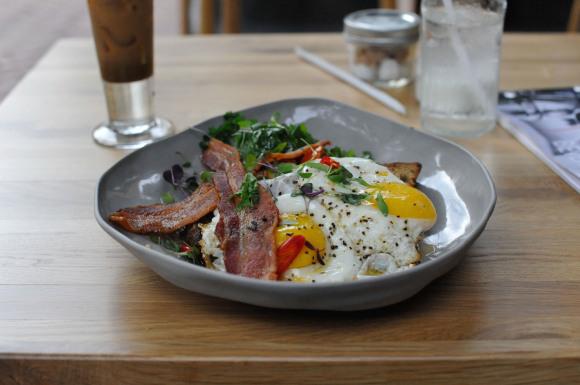 The Collins Quarter Breakfast