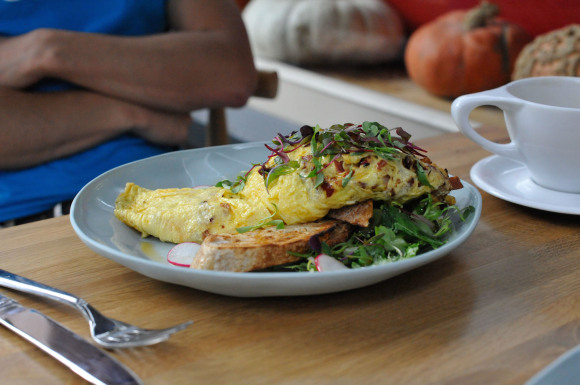 The Collins Quarter Omelet