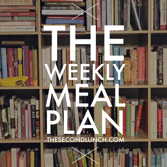 The Weekly Meal Plan