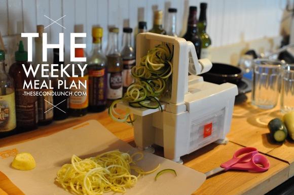 Weekly Meal Plan December 13th