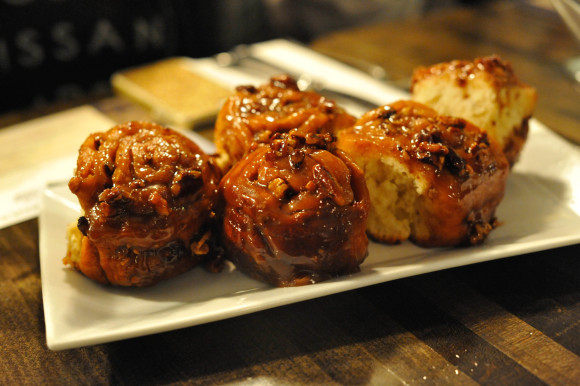 Tremont 647 Sticky Buns The Second Lunch