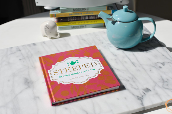 Steeped Cookbook by Annelies Zijderveld