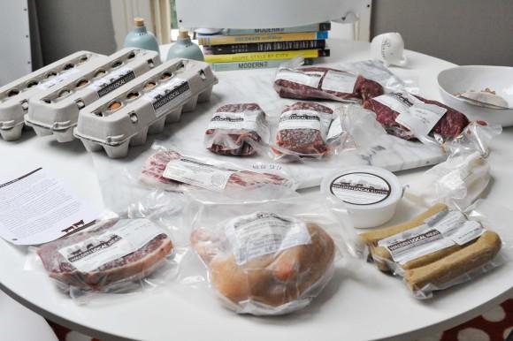 Walden Meat Share June Haul