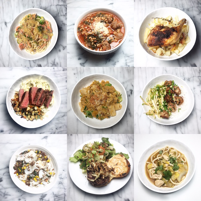 Blue Apron Meals The Second Lunch
