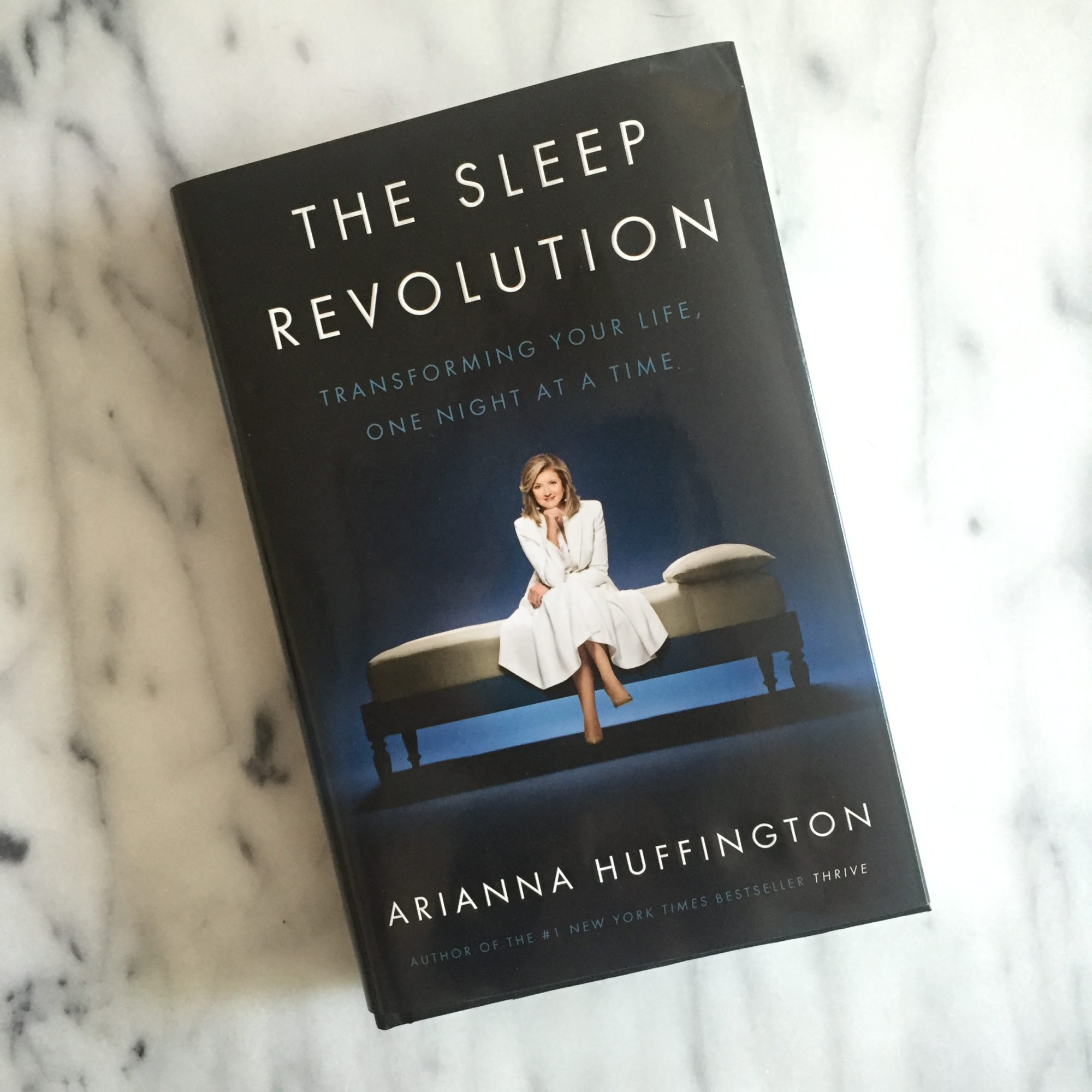 Arianna Huffington The Sleep Revolution