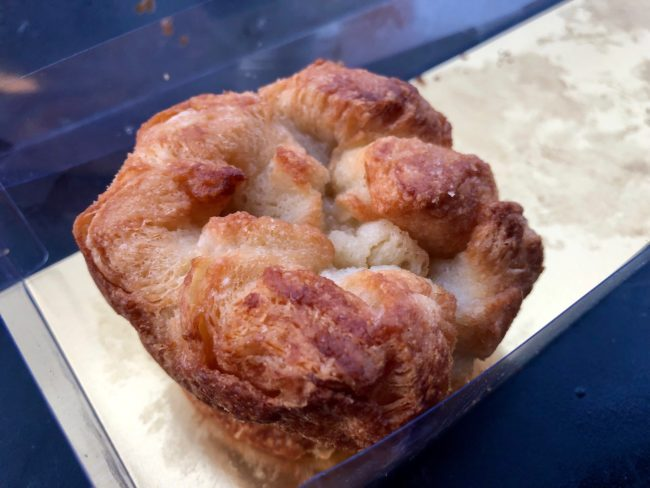 the second lunch dominique ansel kouign amann
