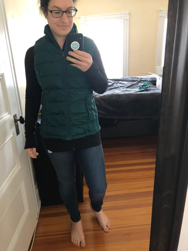 the second lunch stitchfix pass